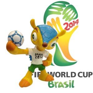 Mascote oficial da Copa do Mundo do Brasil 2014