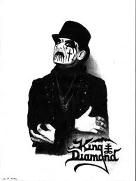 King Diamond, o precursor do