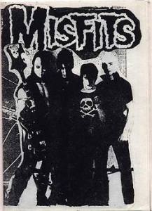 Misfits de Glenn Danzing e Jerry Only