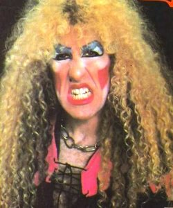 Dee Snider, vocalista do Twisted Sister