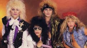 o glam metal oitentista Poison