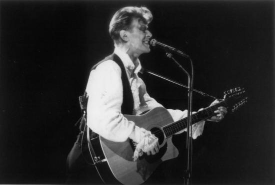 David Bowie em Sao Paulo (1990)